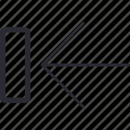 control, left, navigation, next, previous icon