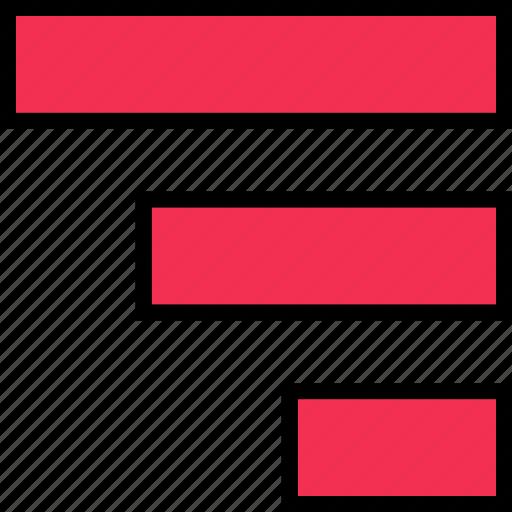 abstract, bars, creative, data, menu icon