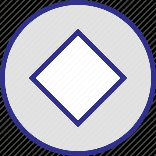 center, cube, eye, target icon