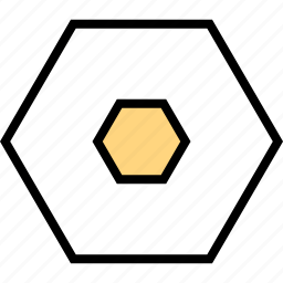 abstract, center, design, goal, target icon