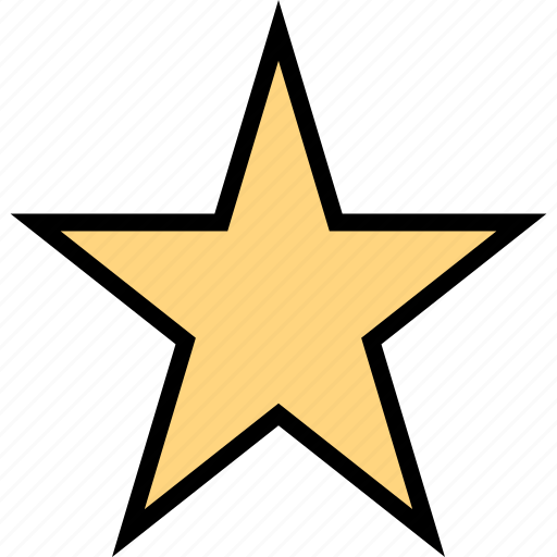 abstract, design, favorite, special, star icon