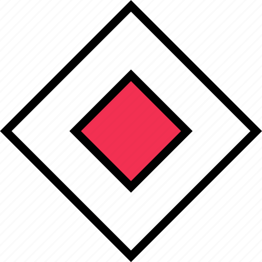 abstract, cube, design, rotate icon