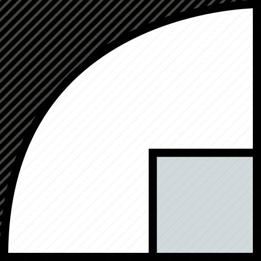 abstract, curve, design, odd icon