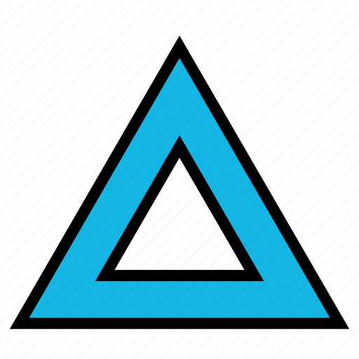 abstract, arrow, design, triangle, up icon