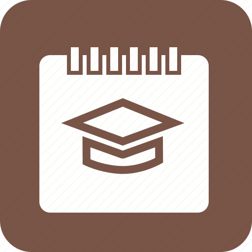 appointment, calendar, date, event, graduation, month, schedule icon