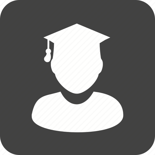 College, education, graduate, male, professor, student, university icon - Download on Iconfinder