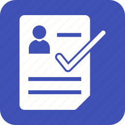details, document, file, information, page, record, register icon