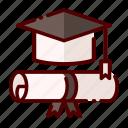 academy, education, graduation, study, university
