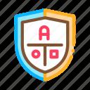 academy, educational, emblem, logo