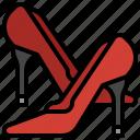 high, heels, footwear, female, shoes, fashion