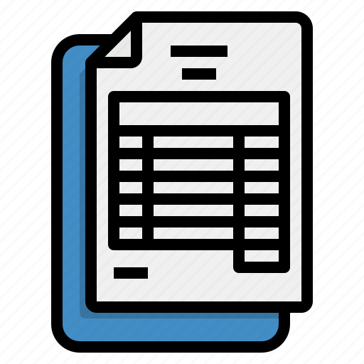 bookbank, documents icon