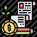 accounting, budget, financial, profit, statement