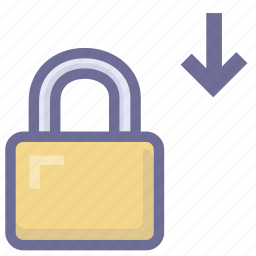 account, safety, security icon