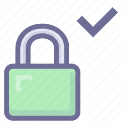 lock, safe, security icon