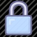 lock, login, password, security icon