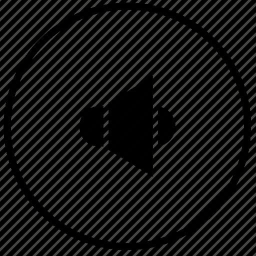 acoustics, sound, speaker, volume icon