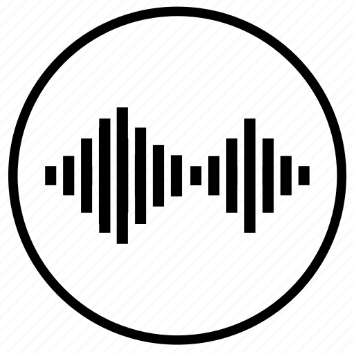 acoustics, sound, volume, wave icon
