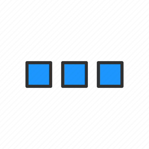 notification, setting, shapes, square icon