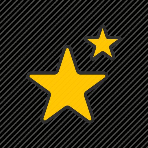 shape, shape tool, star, text icon