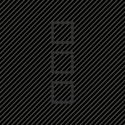box, edit tool bar, shape, square icon