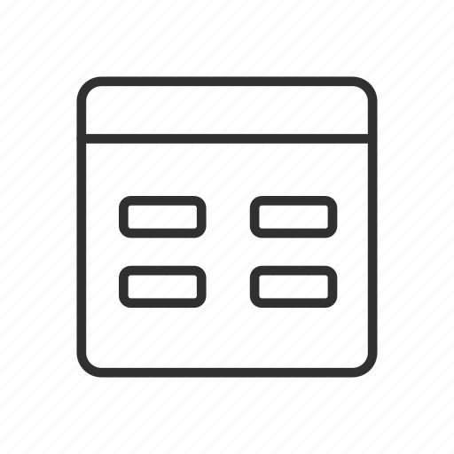 arrange documents, calendar, date, event icon