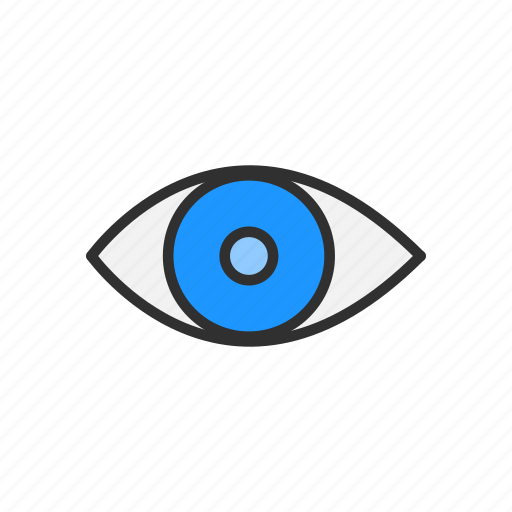eye, open, publish, show icon
