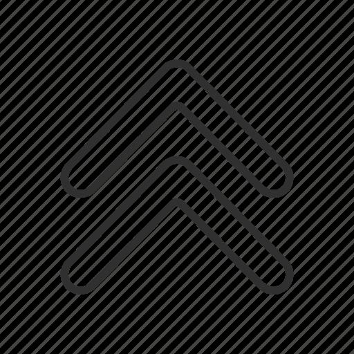 arrow, arrow up, navigation, pointer icon