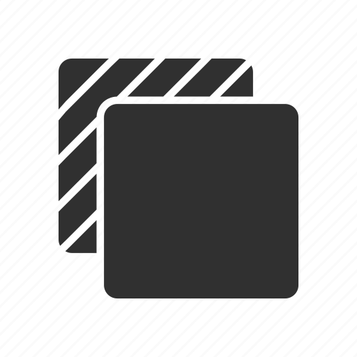 artboard, duplicate file, shape, square icon
