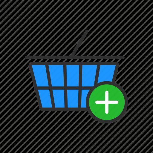 add cart, cart, push cart, shopping icon