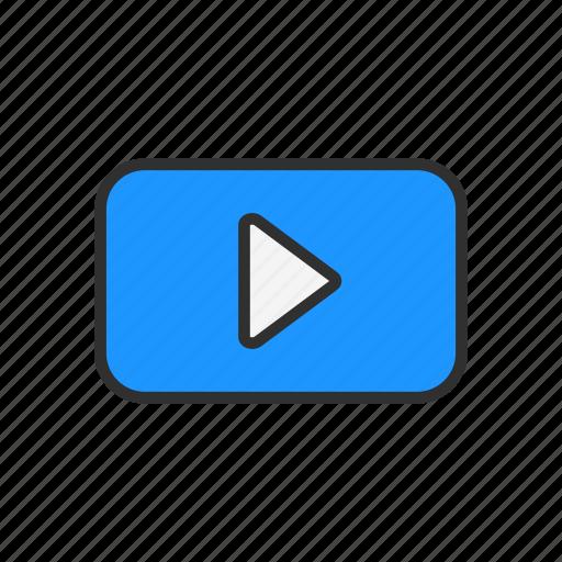 arrow, next button, play, play button icon
