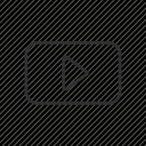 arrow, forward, next, play icon