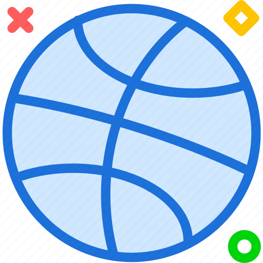 basketball, football, soccer, sport icon