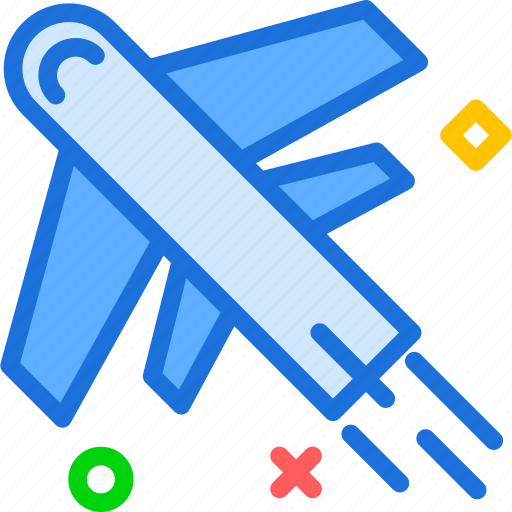 airplane, fast, fly, plane, travel icon