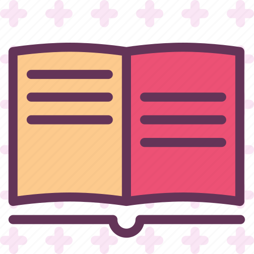 book, notepad, notes, read icon