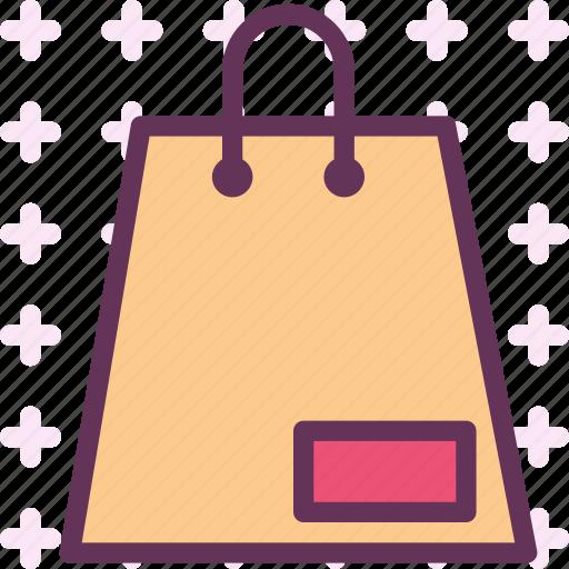 bag, cart, gift, mall, shop icon