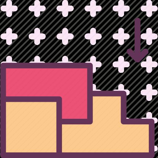 boring, build, game, mobile, tetris icon