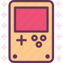 game, nintendo, old, retro icon