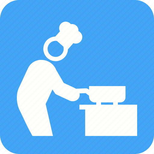 cook, cooking, food, healthy, home, kitchen, knife icon