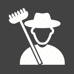 agriculture, corn, crop, farm, farmer, field, harvest icon