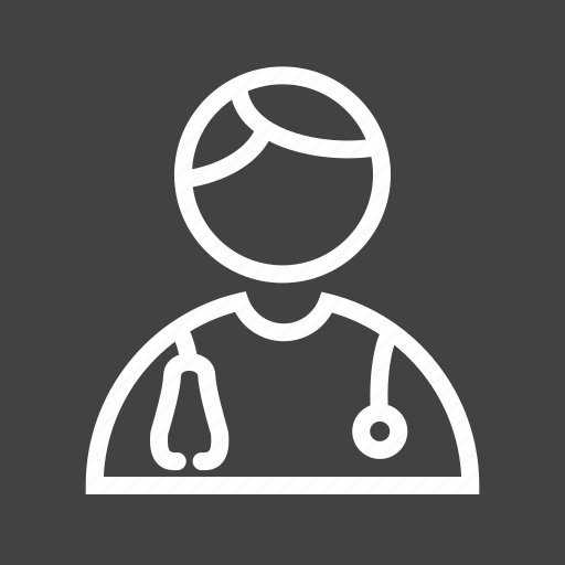 doctor, doctors, healthcare, medical, professional, smile, stethoscope icon