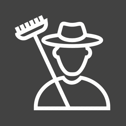 agriculture, corn, crop, farm, farmer, field, harvest icon