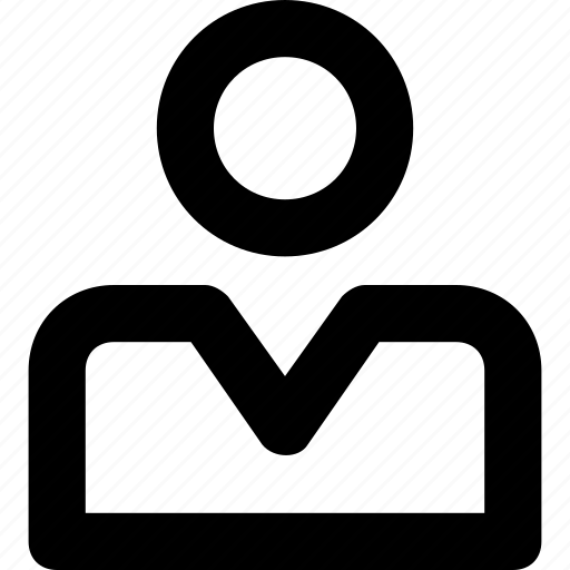 avatar, man, person, profile, user icon