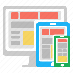 adaptive, developer, devices, news, responsive, site icon