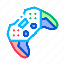 game, joystick, play, sport icon