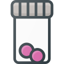 addigtion, drug, drugs, prescription icon