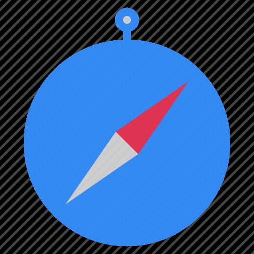 compass, site, web, where icon
