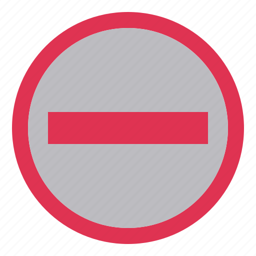 entry, no, site, web, where icon