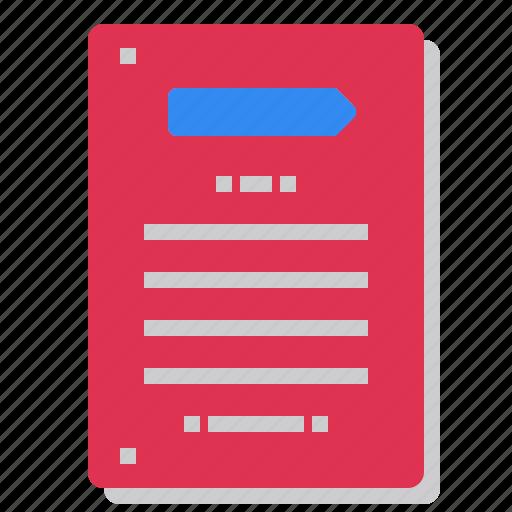 notebook, site, web, where icon