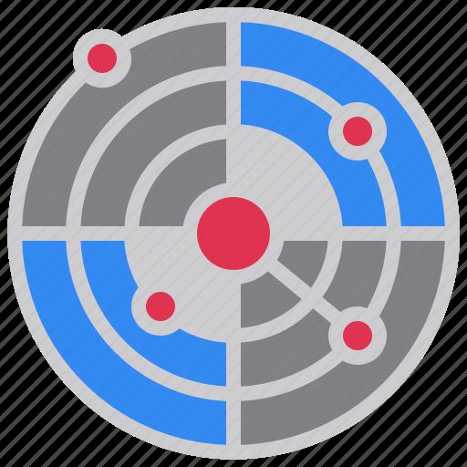 radar, site, web, where icon