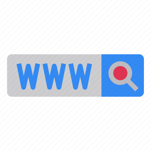 address, site, url, web, where icon